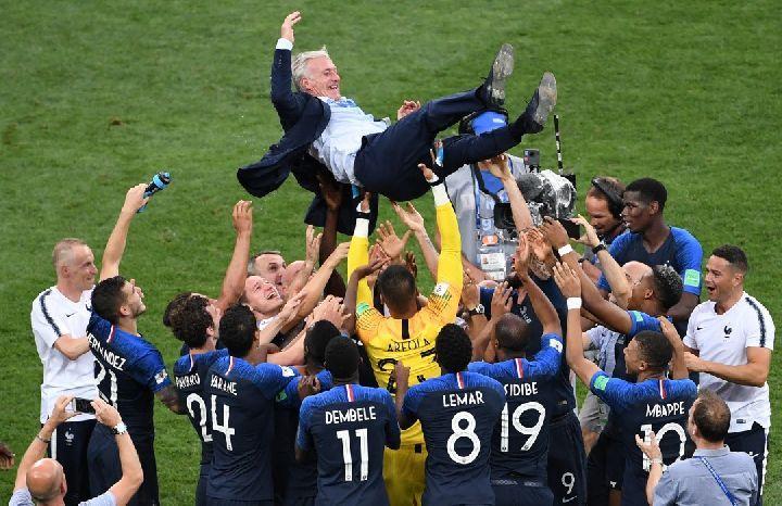ДИДЬЕ ДЕШАМ: «В чем секрет успеха главного тренера сборной Франции»