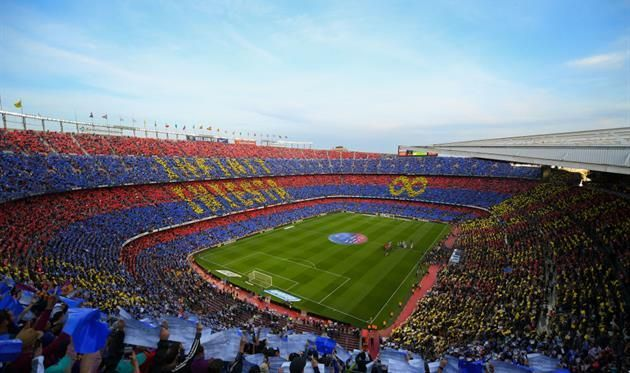 Барселона переименует Камп Ноу за 300 миллионов евро