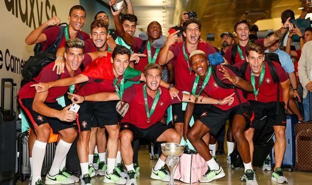 ТОП-7 лучших игроков Евро U-19