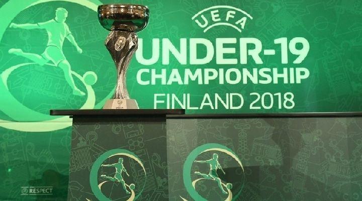 Двое украинцев вошли в символическую сборную Евро-2018 (U-19)