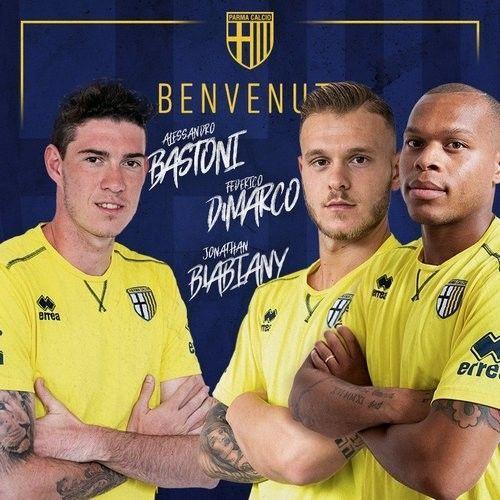 Парма подписала трех игроков Интера