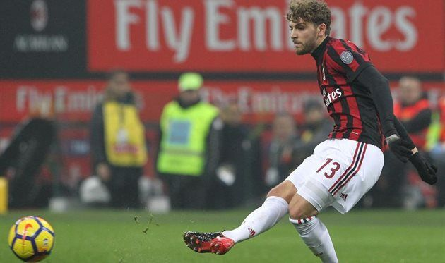 Сассуоло выкупит у Милана Локателли за 14 млн евро — Ди Марцио