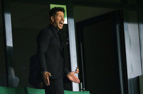 Диего СИМЕОНЕ: «У нас отличная команда»