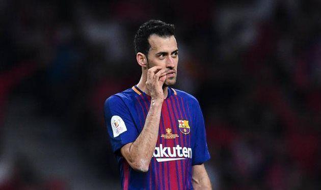 Барселона повысит отступные за Бускетса до 500 млн евро — СМИ