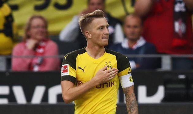 Ройс забил 100-й гол в Бундеслиге
