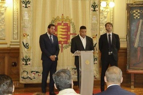 Роналдо стал новым владельцем клуба Реал Вальядолид