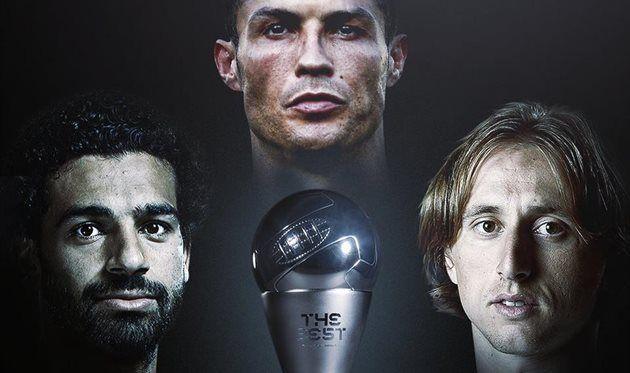 Месси вне тройки претендентов на звание игрока года по версии ФИФА