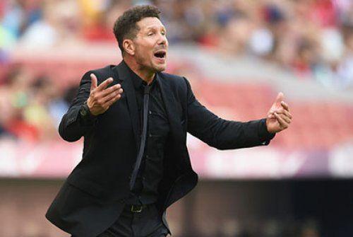 Диего СИМЕОНЕ: «Атлетико» заслужил победу