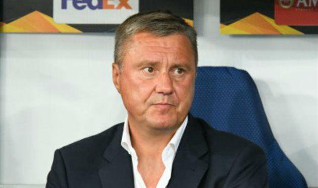 Хацкевич: Мы должны играть в надежный футбол