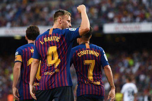 «ПСЖ» хочет заполучить игрока «Барселоны»