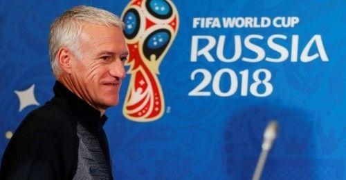 Дидье Дешам— лучший тренер года ФИФА