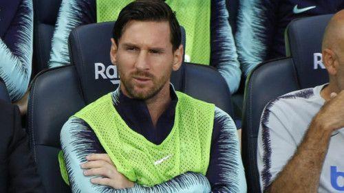 Лионель МЕССИ: «Барселона не может пропускать в каждом матче»