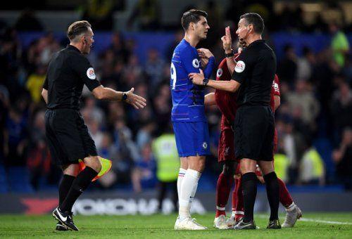 «Челси» хочет продать форварда сборной Испании