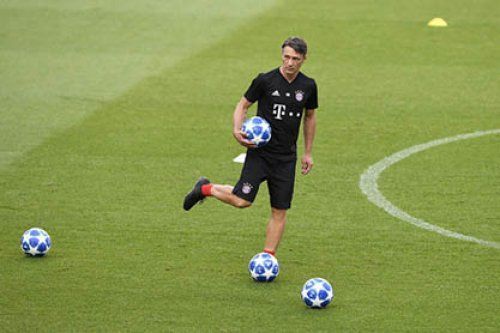 «Бавария» доверяет главному тренеру