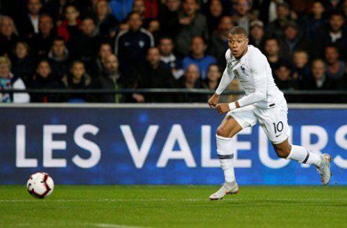 Форвард сборной Франции установил новый рекорд