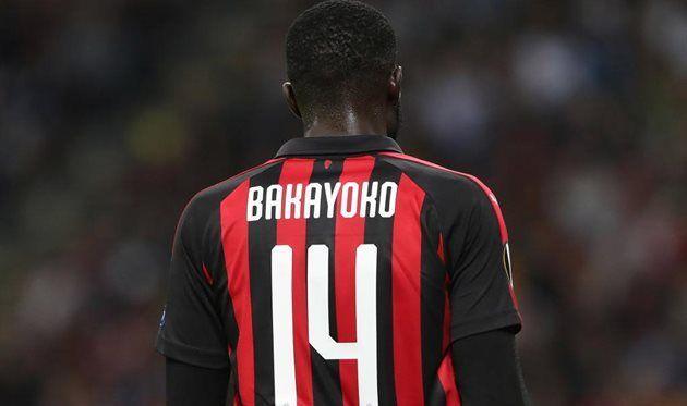 Милан расторгнет арендное соглашение с Челси по Бакайоко