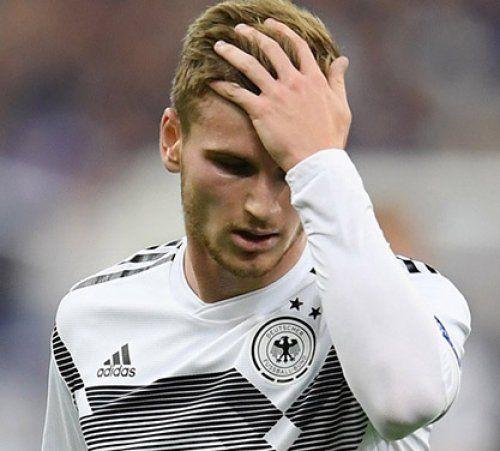 Сборная Германии впервые в истории потерпела 6 поражений за год