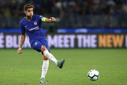 Фабрегас может вернуться в Арсенал