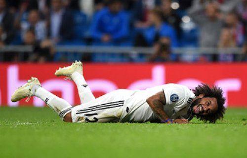 Защитник «Реала» пропустит несколько матчей