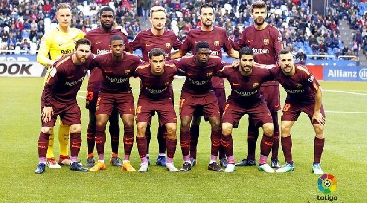 Барселона 44 года не пропускала так много, как в этом сезоне