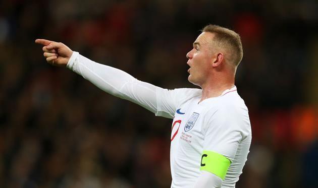 Руни сыграл свой последний матч за сборную Англии