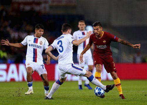 «МЮ» предлагает за игрока «Ромы» 30 миллионов евро