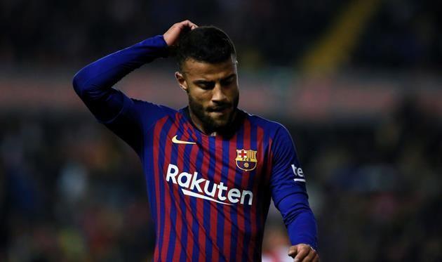 Рома хочет подписать Рафинью из Барселоны