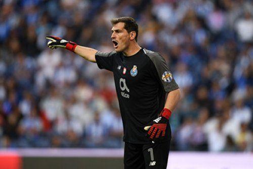 Клуб MLS хочет пригласить Касильяса