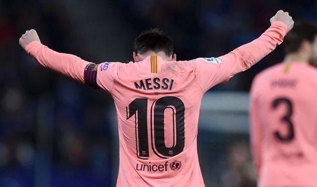 Месси с 2014 года забил 19 голов со штрафных — больше всех в Европе