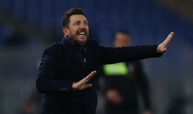 Рома хочет уволить Ди Франческо, но не может найти ему замену — СМИ