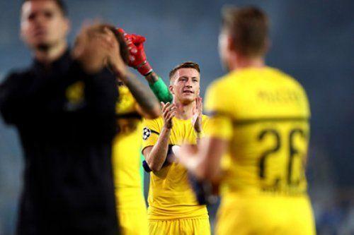 Форвард «Боруссии»— лучший игрок в Бундеслиге