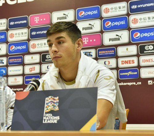 «Милан» претендует на игрока сборной Украины