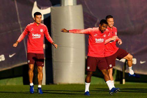 Китайский клуб дает за форварда «Барселоны» 65 миллионов евро