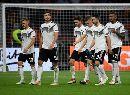 Сборная Германии повторила антирекорд
