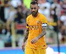 Рома хочет продлить контракт с Де Росси на год