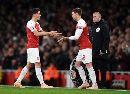 «Ювентус» обещает щедрую зарплату хавбеку «Арсенала»