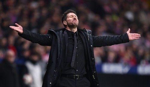 Симеоне продлит контракт с Атлетико
