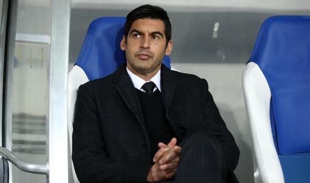 Фонсека — один из кандидатов на должность главного тренера Ромы