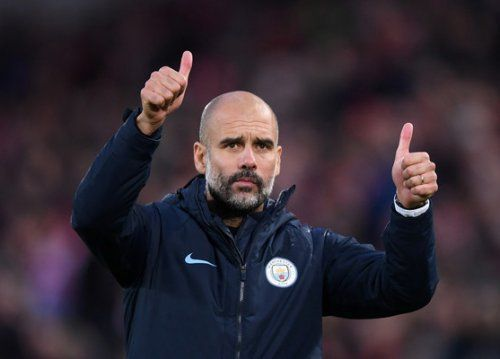 «Манчестер Сити» при Гвардьоле потратил на трансферы 608 миллионов евро