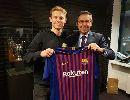 «Барселона» оценила новичка в 400 миллионов евро