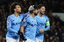 Манчестер Сити уничтожил Шальке в ответном поединке 1/8 финала ЛЧ