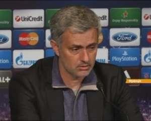 Моуринью говорит о Фалькао, как об игроке Челси
