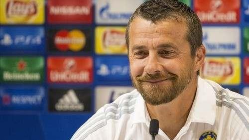 Славиша ЙОКАНОВИЧ: «Жду, что навяжем Динамо борьбу»