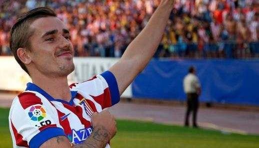 """""""Реал"""" может купить нападающего """"Атлетико"""""""