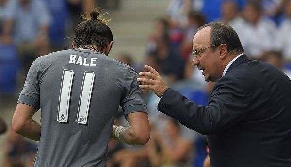 """Бенитес: """"Я пытался заманить Бэйла в """"Ливерпуль"""", но не смог"""""""