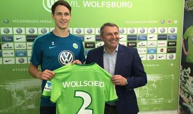 Официально: Вольфсбург арендовал Вольшайда