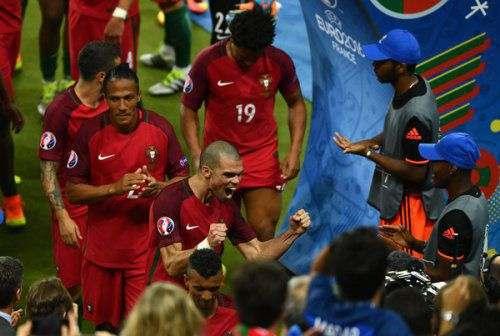 """ПЕПЕ: """"Эффектная победа Португалии"""""""