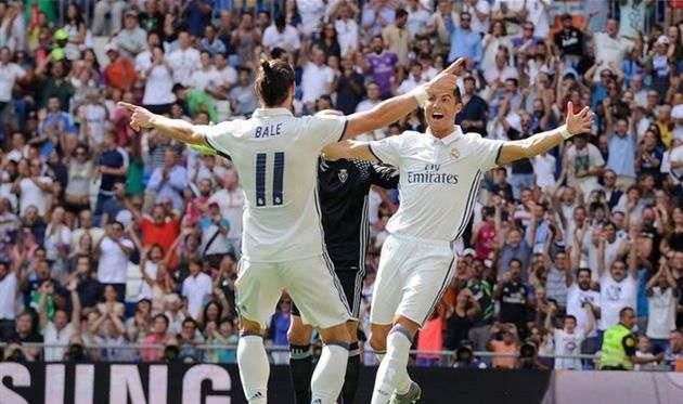 Роналду уверен, что в этом сезоне Реал выиграет чемпионат Испании