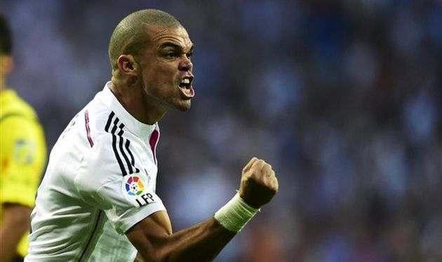Пепе готов продлить контракт с Реалом