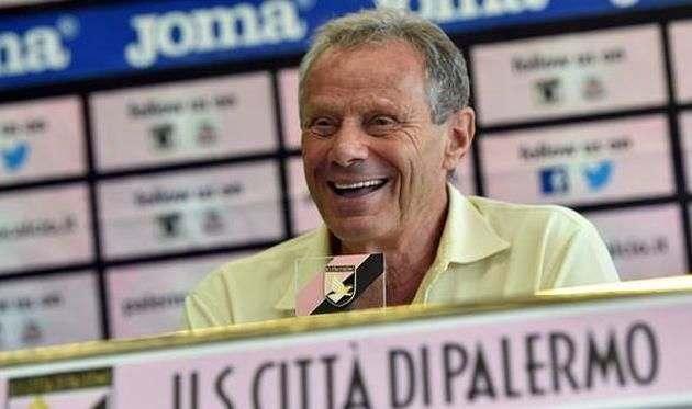 """Дзампарини: """"Сезон для Палермо начнется в воскресенье"""""""